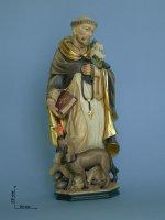 Statua San Domenico di  su LibreriadelSanto.it