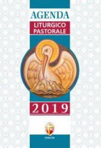 Copertina di 'Agenda liturgico pastorale 2019'