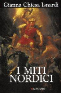 Copertina di 'I miti nordici'