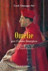 Copertina di 'Omelie per l'anno liturgico'