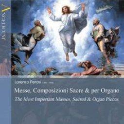 Copertina di 'Messe, Composizioni Sacre & per Organo'