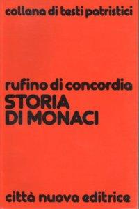Copertina di 'Storia di monaci'