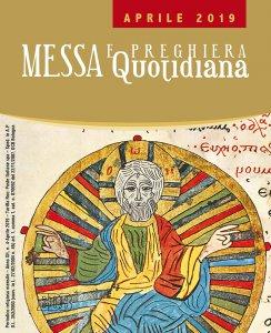 Copertina di 'Messa quotidiana. Aprile 2019'