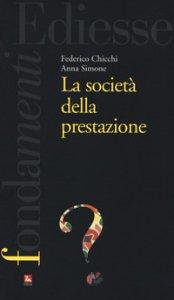 Copertina di 'La società della prestazione'
