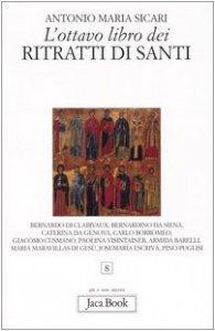 Copertina di 'L'ottavo libro dei ritratti di santi'