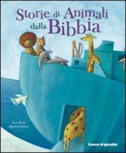 Copertina di 'Storie di animali dalla Bibbia'