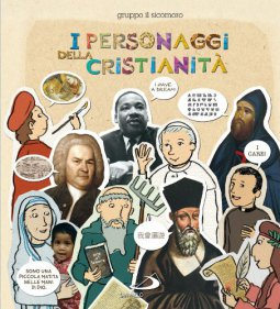Copertina di 'I personaggi della cristianità'