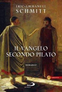 Copertina di 'Il Vangelo secondo Pilato'