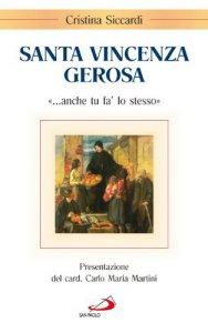 Copertina di 'Santa Vincenza Gerosa. «... Anche tu fa' lo stesso»'