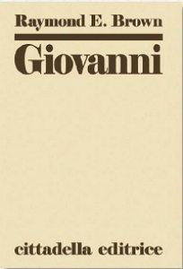 Copertina di 'Giovanni: commento al vangelo spirituale'