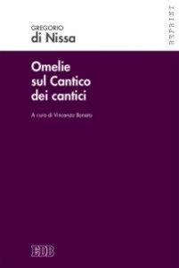 Copertina di 'Omelie sul Cantico dei cantici'