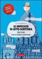 Le difficoltà di letto-scrittura - Riccardi Ripamonti Itala