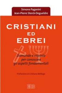 Copertina di 'Cristiani ed ebrei'