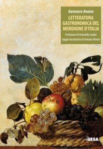 Copertina di 'Letteratura gastronomica del meridione d'Italia'