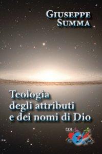Copertina di 'Teologia degli attributi e dei nomi di Dio'