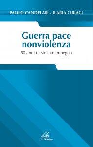 Copertina di 'Guerra pace nonviolenza'