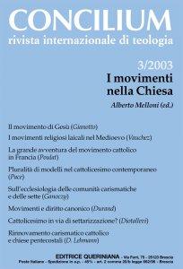 Copertina di 'I movimenti nella Chiesa'