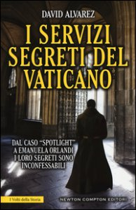Copertina di 'I servizi segreti del Vaticano'