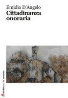 Cittadinanza onoraria - D'Angelo Emidio