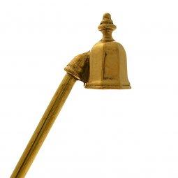 Copertina di 'Spegnicandela in ottone cm 30'