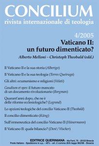 Concilium - 2005/4
