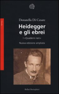 Copertina di 'Heidegger e gli ebrei. I «Quaderni neri»'