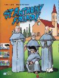 Copertina di 'St. Anthony friary'