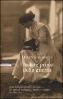 L' estate prima della guerra - Simonson Helen