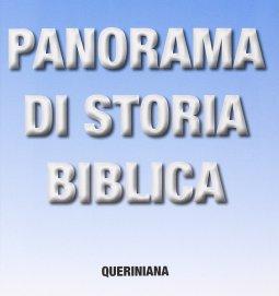 Copertina di 'Panorama di storia biblica'