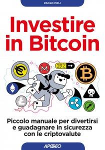 Copertina di 'Investire in Bitcoin'