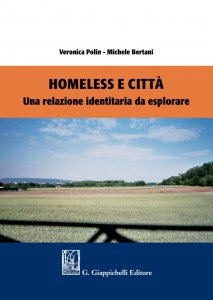 Copertina di 'Homeless e città'