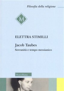 Copertina di 'Jacob Taubes'