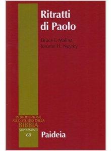 Copertina di 'Ritratti di Paolo'