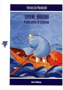Copertina di 'Simone Bariona. Il pescatore di Cafarnao'