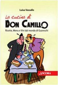 Copertina di 'La cucina di don Camillo'