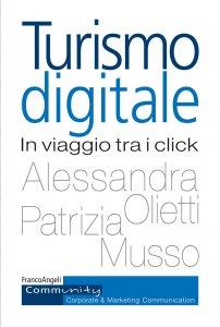 Copertina di 'Turismo digitale'