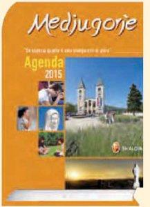 Copertina di 'Agenda tascabile Shalom Medjugorje 2015'
