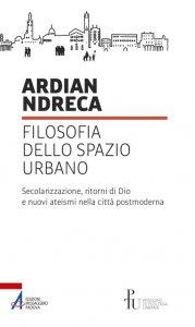 Copertina di 'Filosofia dello spazio urbano'