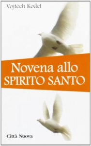 Copertina di 'Novena allo Spirito Santo'