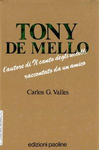 Copertina di 'Tony de Mello'