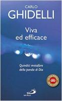 Viva ed efficace - Carlo Ghidelli