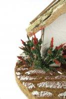Immagine di 'Casette Rustiche 2 Soggetti ? Bertoni presepe linea Natale'