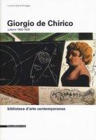 Lettere (1909-1929) - De Chirico Giorgio