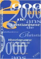 2000 ans de christianisme. Historiogramme du chemin de l'Humanité - Pereda Hernan