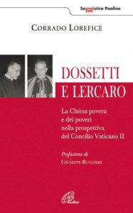 Copertina di 'Dossetti e Lercaro'