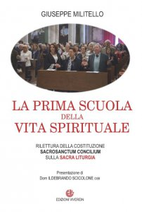 Copertina di 'La prima scuola della vita spirituale'
