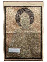 """Immagine di 'Arazzo sacro """"Santa Chiara"""" - dimensioni 47x35 cm'"""