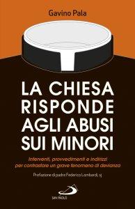 Copertina di 'La Chiesa risponde agli abusi sui minori'