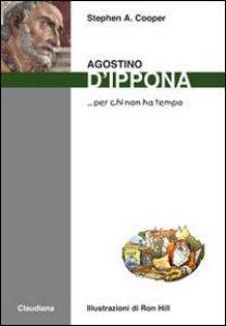 Copertina di 'Agostino d'Ippona'