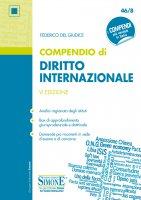 Compendio di Diritto Internazionale - Federico del Giudice